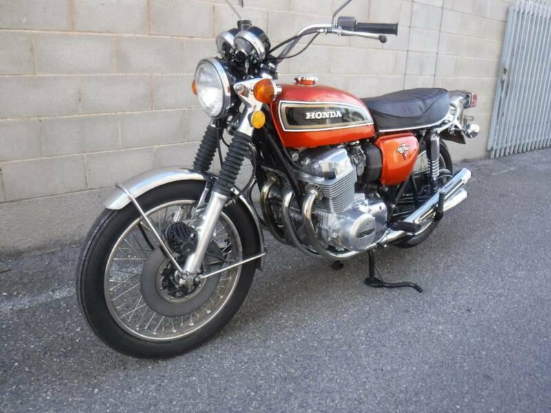 Honda Cb750  4 K3