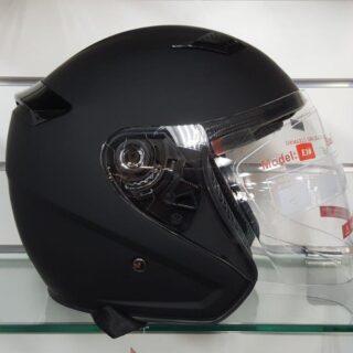 Eldorado E10 Matt Black Helmet