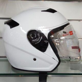 Eldorado E10 White Helmet
