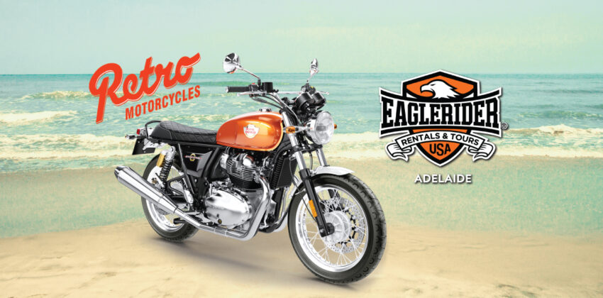 Eaglerider Rent a Motorcycle from Retro Motorcycles