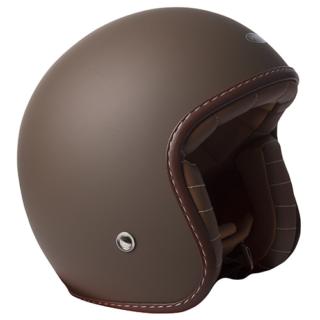RXT Classic Open Face Helmet Matt Brown
